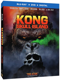 Kong: Skull Island (Blu Ray Only) Pre-Owned: Disc and Case