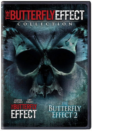 The Butterfly Effect / The Butterfly Effect 2 (DVD) Pre-Owned