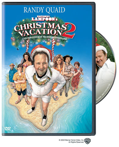 National Lampoon's Christmas Vacation 2 - Cousin Eddie's Island Adventure (2004) (DVD Movie) Pre-Owned: Disc(s) and Case