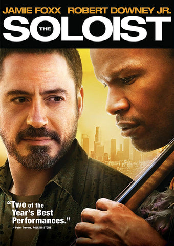 The Soloist (2009) (DVD) Pre-Owned