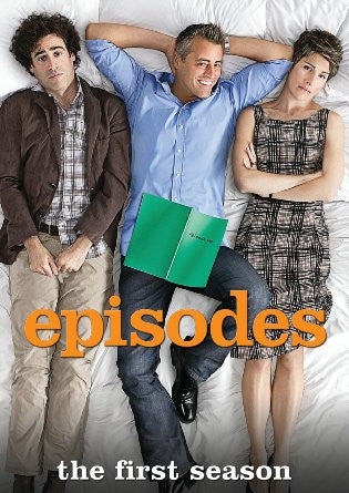 Episodes: Season 1 (2011) (DVD / Season) Pre-Owned: Disc(s) and Case