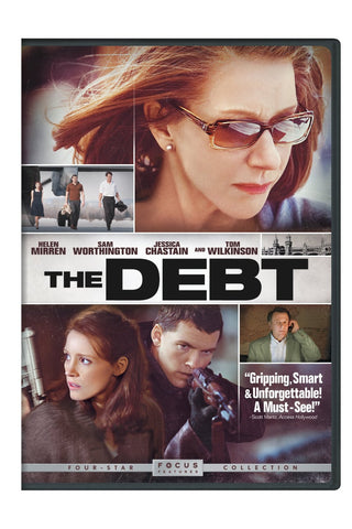The Debt (2010) (DVD / CLEARANCE) Pre-Owned: Disc(s) and Case