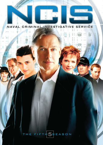NCIS: Season 5 (2010) (DVD / Season) Pre-Owned: Discs and Cases, and Box