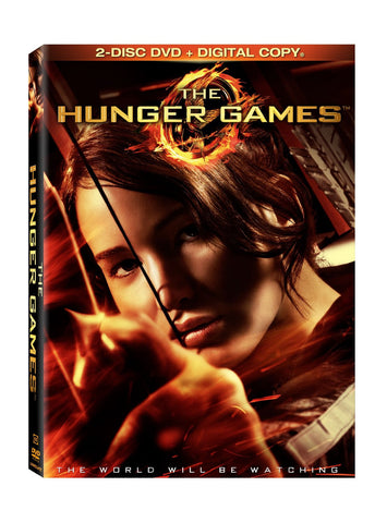 The Hunger Games (2-Disc Edition) (2012) (DVD Movie) Pre-Owned: Disc(s) and Case
