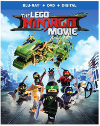 The Lego Ninjago Movie (Blu Ray Only) Pre-Owned: Disc and Case