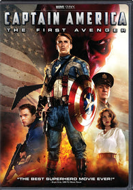 Captain America: The First Avenger (DVD) Pre-Owned