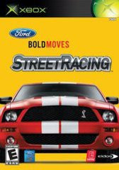 Ford Bold Moves Street Racing (Xbox) Pre-Owned: Game, Manual, and Case
