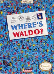 Where's Waldo (Nintendo / NES)