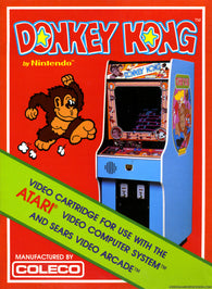 Donkey Kong (Coleco) (Atari 2600) Pre-Owned: Cartridge Only