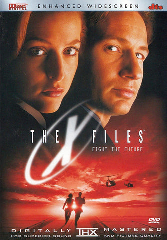 The X-Files: Fight the Future (DVD) Pre-Owned