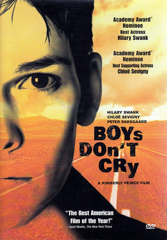 Boys Don't Cry (DVD) Pre-Owned