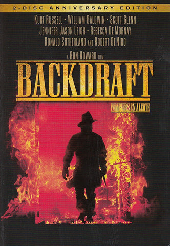 Backdraft (DVD) Pre-Owned