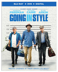 Going in Style (Blu Ray Only) Pre-Owned: Disc and Case