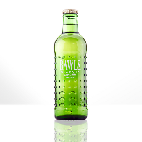 Bawls Energy Drink - GINGER (10oz / Single)
