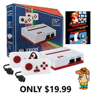 RetroN 1 Gaming Console for NES (Red/White) (Hyperkin) NEW + Super Mario Bros./Duck Hunt