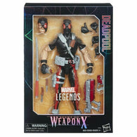"Marvel Legends 12"" Deadpool Agent of Weapon X (Action Figure) NEW"