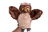 IKEA Owl Hand Puppet (Pre-Owned) Good Condition