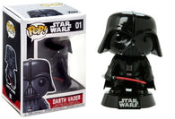 Funko POP! Bobble-Head Figure - Star Wars #143: Darth Vader - Figure and Original Box