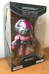 Doom / Doomguy Collectibles Articulated with Sound - PinkGuy - In Box
