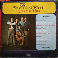 The Dave Clark Five: The Dave Clark Five's Greatest Hits  (LN24185) (Vinyl) Pre-Owned