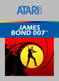 James Bond 007 (Atari 5200) Pre-Owned: Cartridge Only