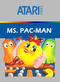 Ms. Pac-Man (Atari 5200) Pre-Owned: Cartridge Only