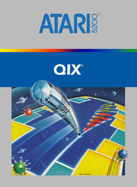 Qix (Atari 5200) Pre-Owned: Cartridge Only