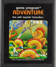 Adventure (Atari 2600) Pre-Owned: Cartridge Only