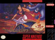 Disney's Aladdin (Super Nintendo / SNES Game) Pre-Owned - Cartridge Only 1