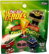 Pint Size Heroes Mighty Morphin Power Rangers (Funko) Mystery Mini - NEW