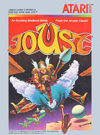 Joust (2691) (Atari 2600) Pre-Owned: Cartridge Only