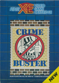 Crime Buster (Atari XE) Pre-Owned: Cartridge Only
