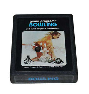 Bowling (Atari 2600) Pre-Owned: Cartridge Only