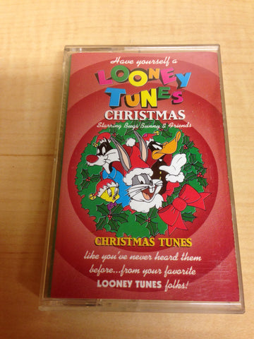 Have Yourself A Looney Tunes Christmas (Cassette Tape)  1
