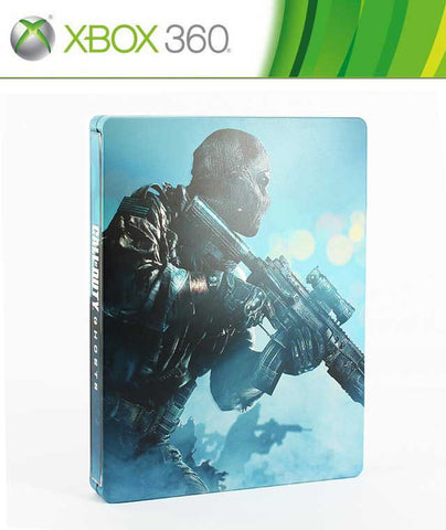 Call of Duty: Ghosts (Xbox 360) Pre-Owned: Game and Steelbook Case