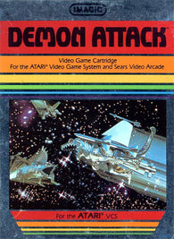 Demon Attack (Atari 2600) Pre-Owned: Cartridge Only