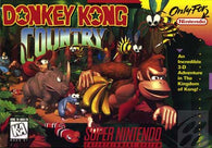 Donkey Kong Country (Super Nintendo / SNES Game) Pre-Owned - Cartridge Only 1