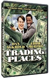 Trading Places (1983) (DVD / Movie) Pre-Owned: Disc(s) and Case