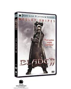 Blade II 2 (New Line Platinum Series) (2002) (DVD / Movie) Pre-Owned: Disc(s) and Case