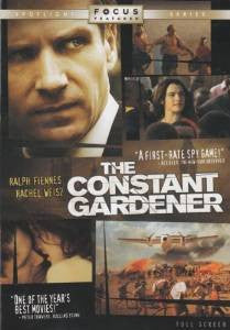 The Constant Gardener (2005) (DVD / Movie) Pre-Owned: Disc(s) and Case