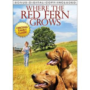 Where the Red Fern Grows (2010) (DVD / Movie) Pre-Owned: Disc(s) and Case
