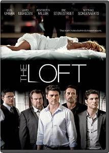 The Loft (2015) (DVD / Movie) Pre-Owned: Disc(s) and Case