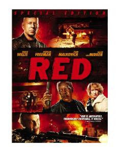 Red (Special Edition) (2010) (DVD Movie) Pre-Owned: Disc(s) and Case