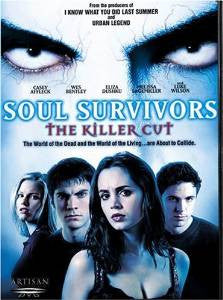 Soul Survivors (The Killer Cut) (2001) (DVD / Movie) Pre-Owned: Disc(s) and Case