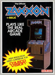 Zaxxon (ColecoVision / Coleco) Pre-Owned: Cartridge Only