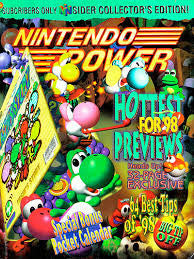 Issue: Jan 1998 / Vol 104 (Nintendo Power Magazine) Pre-Owned: Complete - Bagged & Boarded
