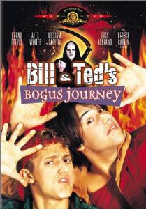 Bill & Ted's Bogus Journey (1991) (DVD Movie) Pre-Owned: Disc(s) and Case