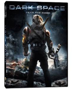 Dark Space (2013) (DVD / Movie) Pre-Owned: Disc(s) and Case