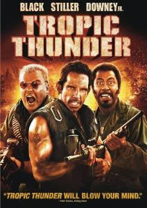 Tropic Thunder (2008) (DVD Movie) Pre-Owned: Disc(s) and Case