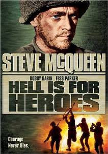 Hell is for Heroes (1962) (DVD Movie) Pre-Owned: Disc(s) and Case
